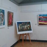 Photo taken at Auburn Gallery by Ian B. on 10/19/2013