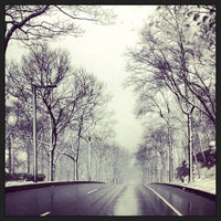 Photo taken at VFW Parkway by Brittany on 2/8/2013