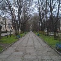 Photo taken at Бульвар Гагарина by Артем on 4/7/2013