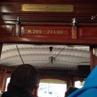 Photo taken at Porto City Tram Tour Line 1 by Ilya S. on 12/8/2014