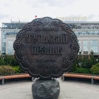 Photo taken at Памятник прянику by Irina P. on 6/10/2018