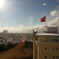 1/8/2013 tarihinde Murat G.ziyaretçi tarafından Doğuş Üniversitesi'de çekilen fotoğraf