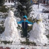 Photo taken at Beşikkaya by Özgür G. on 12/24/2017