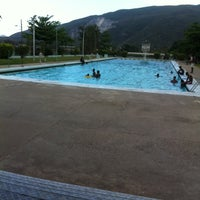 photo taken at uwi olympic swimming pool by raschel j on 420 - Olympic Swimming Pool 2013