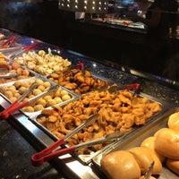 Photo taken at Sakura Seafood Buffet by Nevenka on 5/3/2014