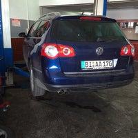 Photo taken at An-ka Volkswagen by Mehmet Emin A. on 4/12/2014