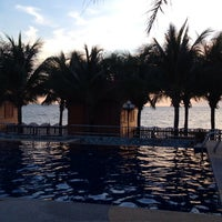 Photo taken at Serene Sands Health Resort Pattaya by Vorasak T. on 4/26/2014