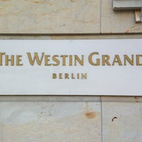 Photo prise au The Westin Grand Berlin par Alexios R. le3/1/2013