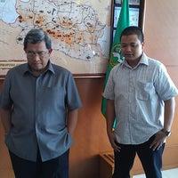 Photo taken at Kantor Gubernur Jawa Barat by hari t. on 5/14/2013