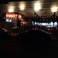 Photo taken at Dierks Bentley's Whiskey Row by Earl D. on 7/12/2013