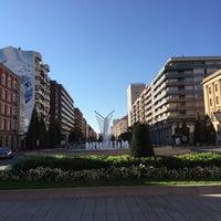 Photo taken at Logroño by Roberto R. on 10/15/2016