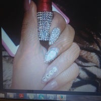 Photo taken at Crystal Nails & Beauty by Zehra Ş. on 3/22/2014