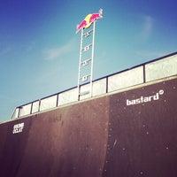 Photo taken at Skatepark Usmate - Bonassodromo by Stefano C. on 11/7/2013
