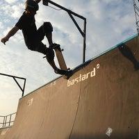 Photo taken at Skatepark Usmate - Bonassodromo by Stefano C. on 6/15/2013