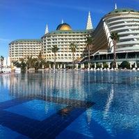 12/8/2012 tarihinde Emir E.ziyaretçi tarafından Delphin Imperial Luxury'de çekilen fotoğraf