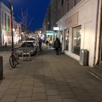 Photo taken at Eldsmiðjan by HS on 1/3/2018