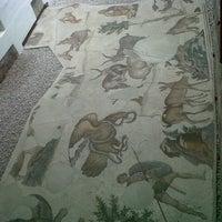 12/1/2012 tarihinde emel s.ziyaretçi tarafından Büyük Saray Mozaikleri Müzesi'de çekilen fotoğraf