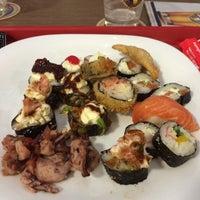 Photo taken at Hashi Culinária Oriental by Giulia P. on 1/13/2016