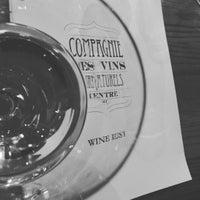 Снимок сделан в La Compagnie des Vins Surnaturels пользователем Doug H. 1/16/2016
