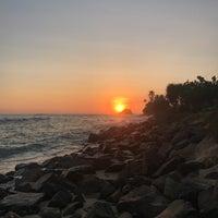 Photo taken at Midigama Beach by Viktoria S. on 2/5/2018