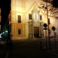 Photo taken at Parroquia de Ntra. Sra. del Carmen y Santa Teresa by Pedro S. on 12/30/2012
