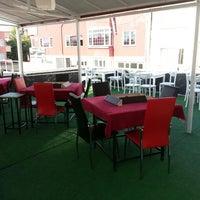 Photo taken at Mekan Cafe by Metin A. on 7/23/2013