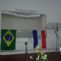 Foto tomada en Primera Iglesia Bautista de Fernando de la Mora por Héctor G. el 4/28/2013