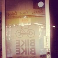 Photo taken at BikeBike (Rock Your Bike) by Rifqie R. on 12/5/2012