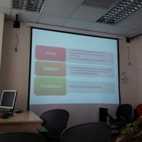 Photo taken at seminar room 1 level 3, CTC sg buloh by Nurul A. on 1/18/2013
