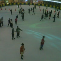 Photo taken at Sky Rink Ice Skating by Ade A. on 2/7/2013