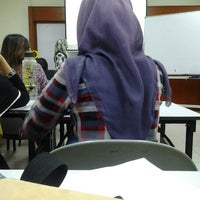 Photo taken at FBM UiTM Shah Alam by Wana S. on 12/3/2012