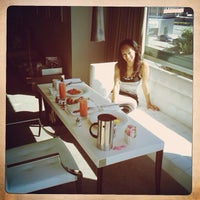 Photo taken at SLS Hotel, a Luxury Collection Hotel, Beverly Hills by Tiffany C. on 3/10/2013