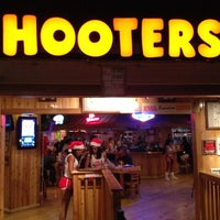 Photo taken at Hooters Restaurant by Adam G. on 12/10/2012