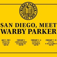 Photos At Warby Parker Pop Up Shop Now Closed Marina