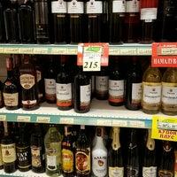 "Photo taken at Супермаркет ""Жито"" / Supermarket ""Zhito"" by Александра Д. on 11/4/2015"