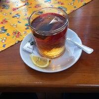 Photo taken at Rodinný restaurant Modrá hvĕzda by Valentina on 4/18/2014