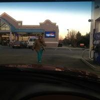 Photo taken at Exxon by Ashley R. on 1/22/2013