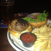 Photo taken at Rudy's Redeye Grill by Pat S. on 2/22/2014