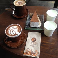 Photo taken at Wawee Coffee by ATC A. on 1/10/2015