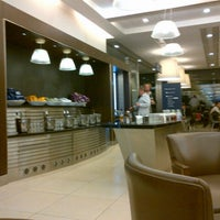 Photo taken at BA Galleries Lounge North by Christiano P. on 2/8/2013