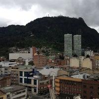 Photo taken at Centro Bogotá by Manuelo C. on 12/20/2012