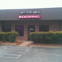 Photo taken at Dave's Roofing by Jason B. on 2/12/2013