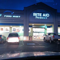 Photo taken at Rite Aid by Connie F. on 2/13/2013