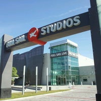 Photo taken at Full Sail University by Josh L. on 12/2/2012