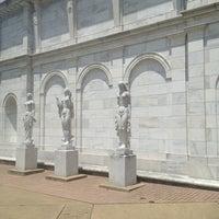 Photo taken at Memphis Brooks Museum of Art by Lori W. on 7/7/2013