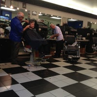 Photo taken at The Barber Shop by john b. on 12/13/2012