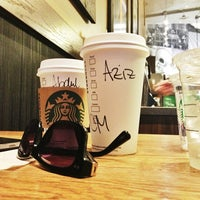 Photo taken at Starbucks by AbdulAziz G. on 2/24/2013