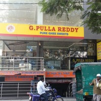 Photo taken at G.Pulla Reddy Sweets by Anup G. on 12/2/2012