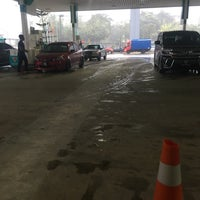 Photo taken at PETRONAS Station by Muhammad K. on 4/18/2017