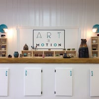 Photo taken at Art in Motion by Wattsbulb on 10/19/2013